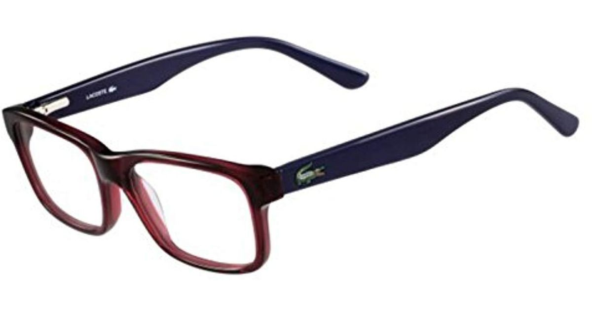 d7f3e0bc644e Lacoste Unisex s L3612 603 46 Optical Frames