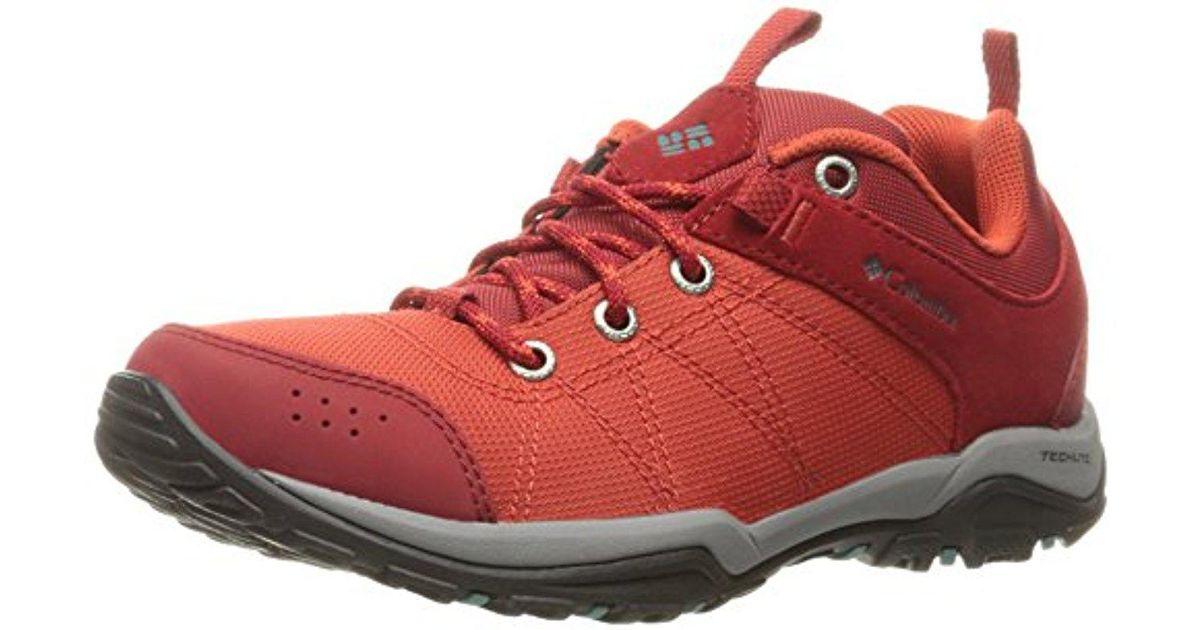 5c659c9d33a Columbia Red Fire Venture Textile Wmns Multisport Outdoor Shoes