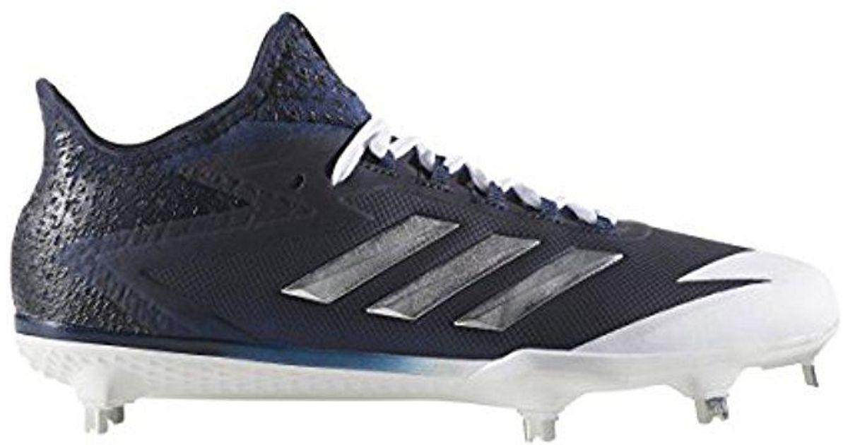 0b1c9f724d20 adidas Adizero Afterburner 4 Cleat Baseball in Blue for Men - Lyst