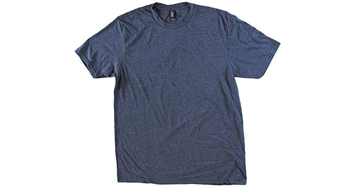 8ef65942 Lyst - Hanes Comfortblend Short-sleeve T-shirt (pack Of Three) in Blue for  Men