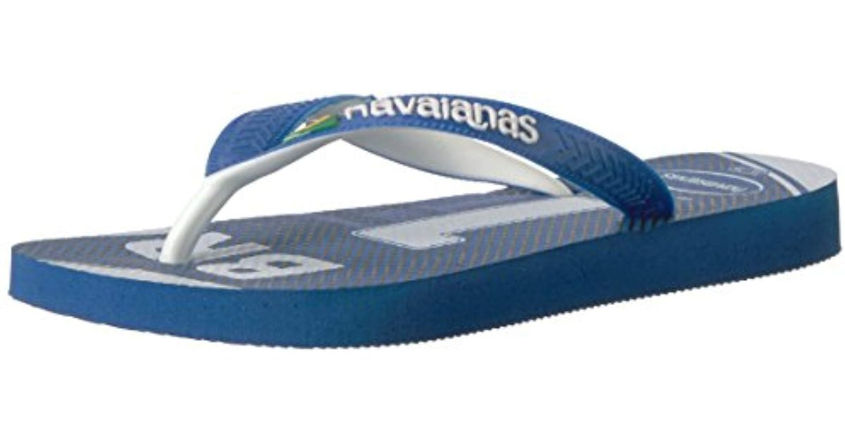 31bf8bbef71cb0 Lyst - Havaianas Unisex Teams Iii in Blue for Men