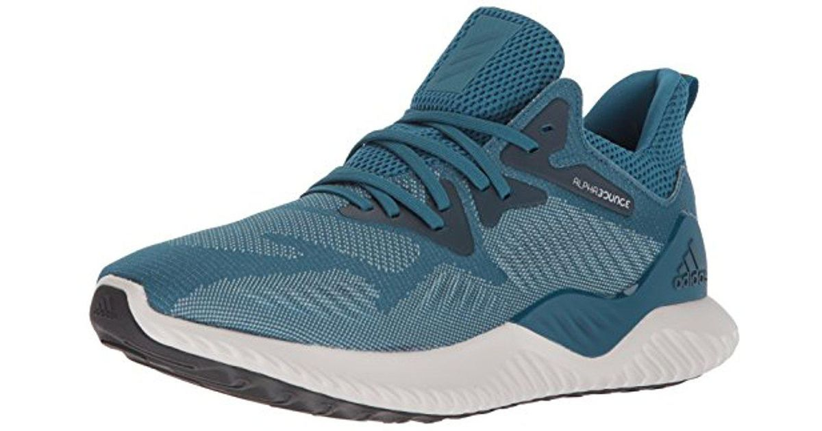 best loved 78c44 4ec20 Lyst - adidas Alphabounce Beyond M Running Shoe in Blue for Men