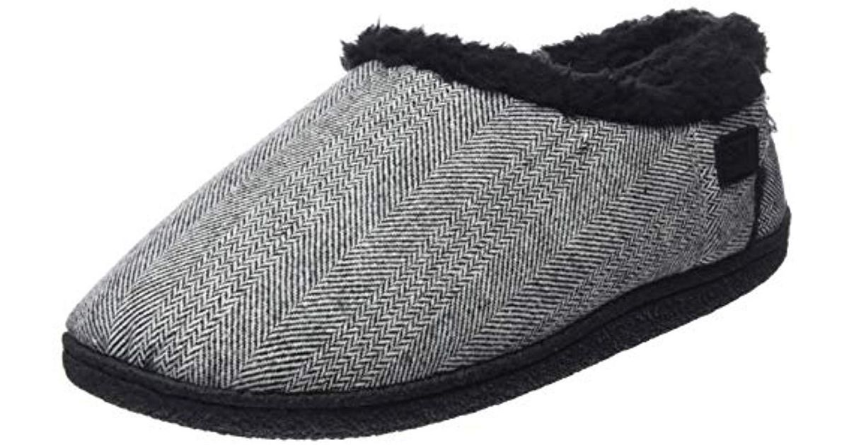 15a1521ce4b Ben Sherman Northcote Low-top Slippers in Gray for Men - Lyst