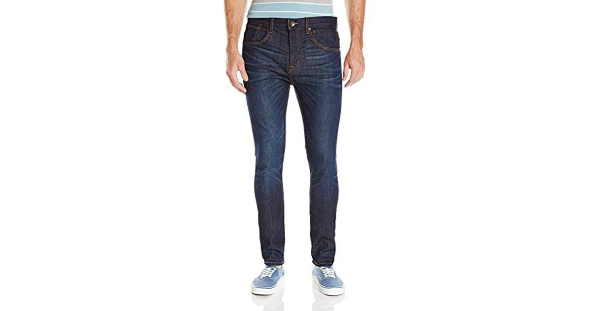 4b15e4cc46b51c Quiksilver Low Bridge Icy Blue 32 Inch Jeans in Blue for Men - Save 41% -  Lyst