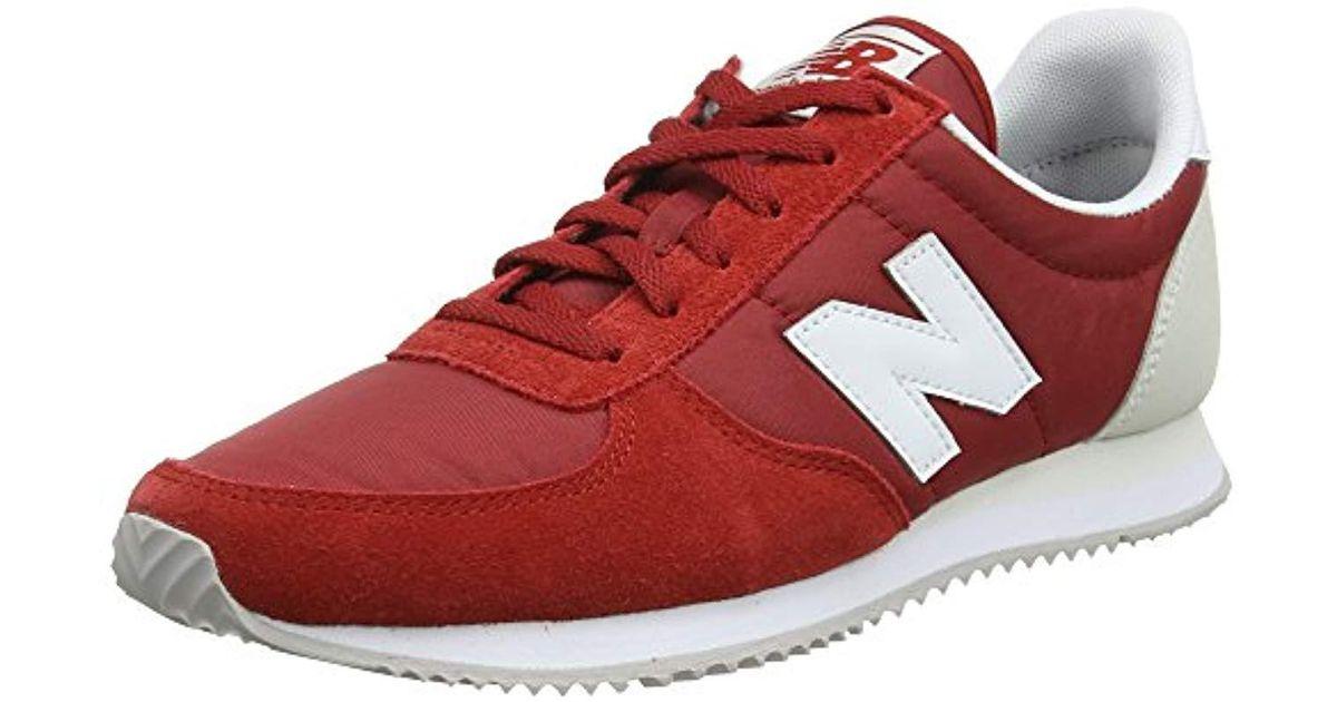 220v1 Sneaker, Tempo Red/sea Salt