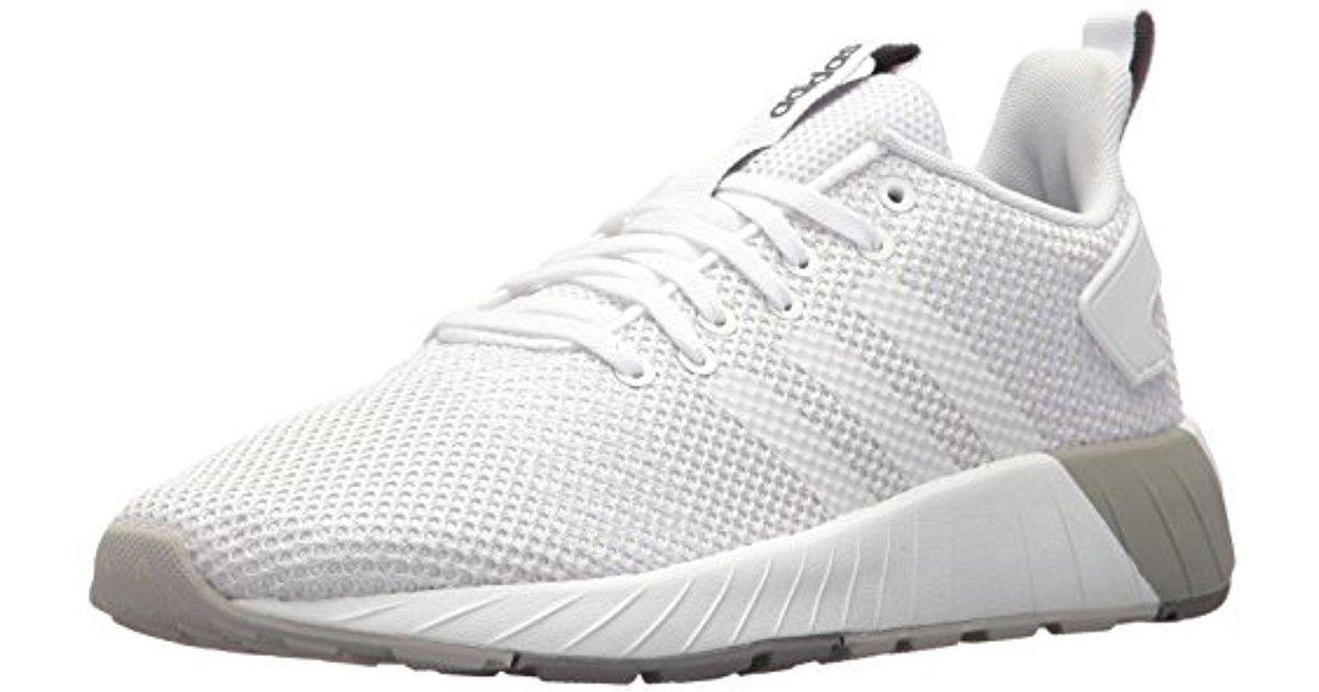 adidas questar byd men's white