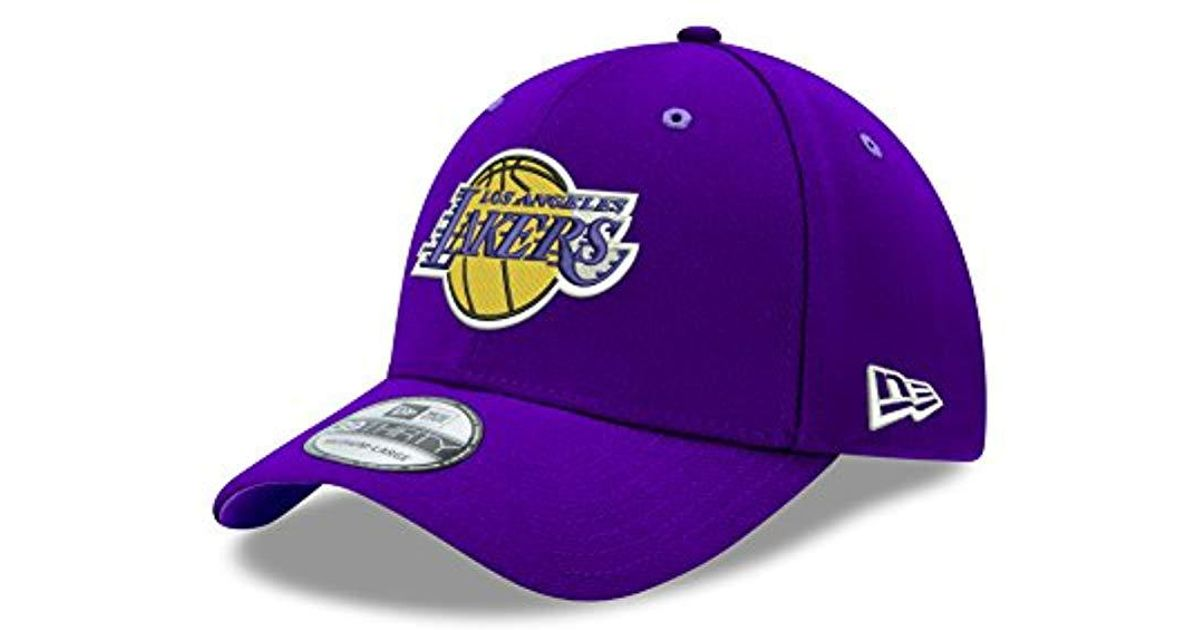 Lyst - Ktz Nba Classic 39thirty Stretch Fit Cap in Purple for Men e76186320