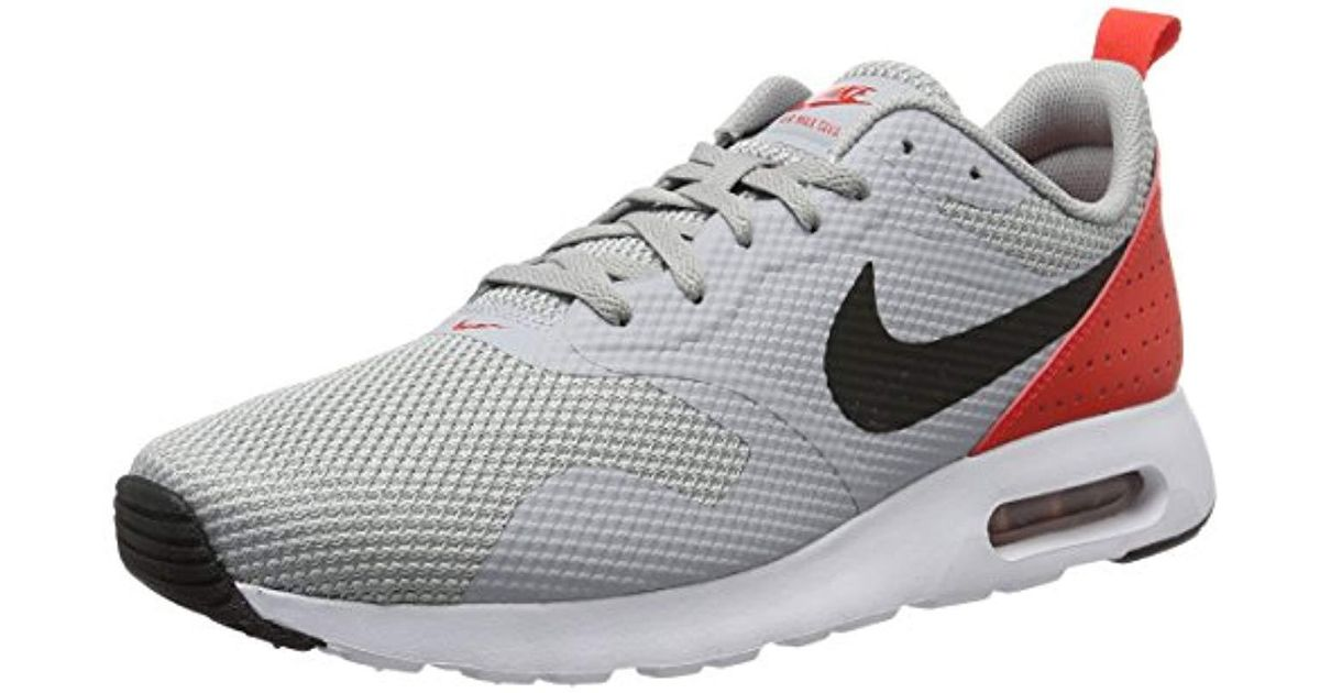 reputable site cd89a f7b76 Nike Air Max Tavas Trainers in Gray for Men - Lyst