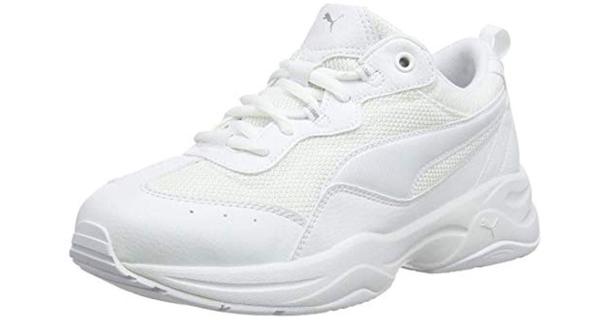 PUMA Cilia, Sneakers Basses Femme