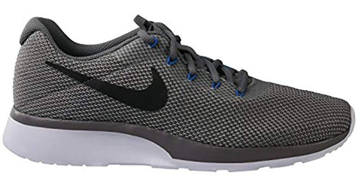 f5bf9cbcf0c53 Nike Tanjun Racer S Running Trainers 921669 Sneakers Shoes in Black for Men  - Lyst
