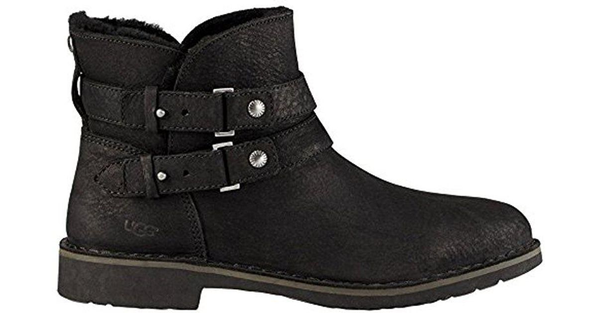 07a1f5a01c9 Ugg - Black Aliso Winter Boot - Lyst