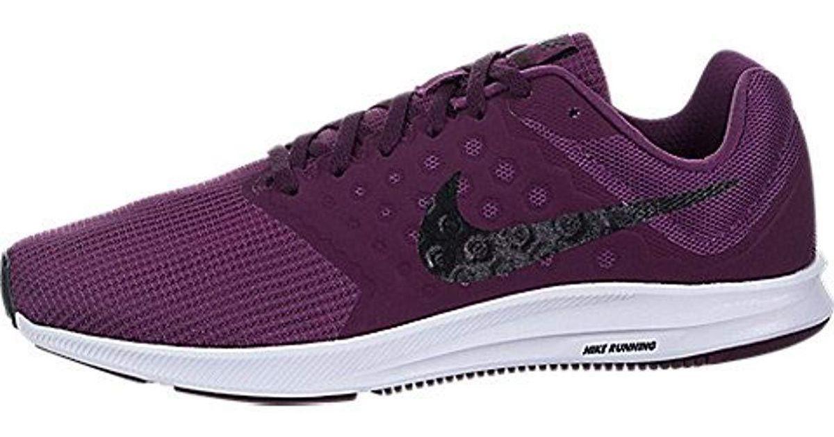 Nike Rubber Downshifter 7 Running Shoe
