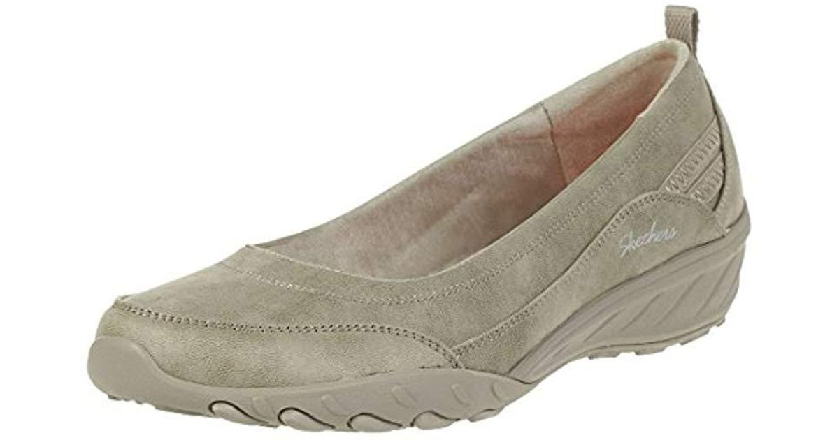 Fool On Slip Multicolor Ballerinas Nobodys Taupe Tpe Savvy Skechers Slipper Fit Relaxed XNOZ8nk0Pw