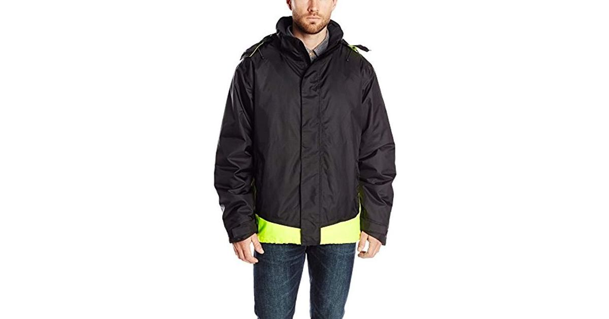 f75dfb4d Helly Hansen Outerwear in Black for Men - Save 30% - Lyst