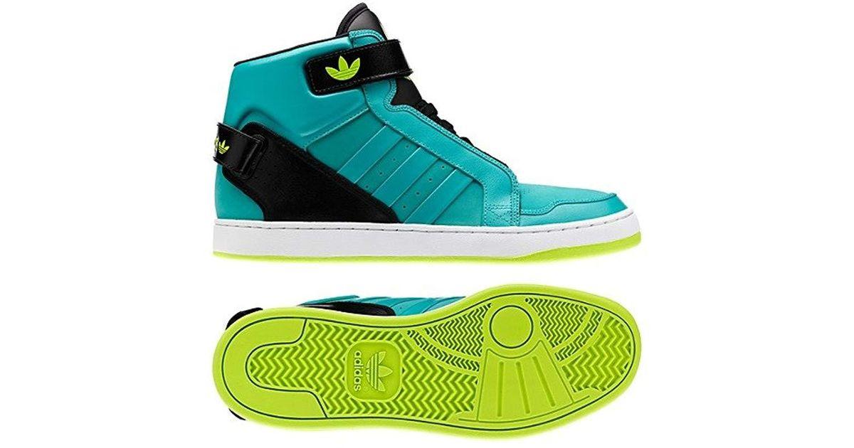 adidas Schuhe bbneo hitop x F38018 Hightop Sneaker Damen