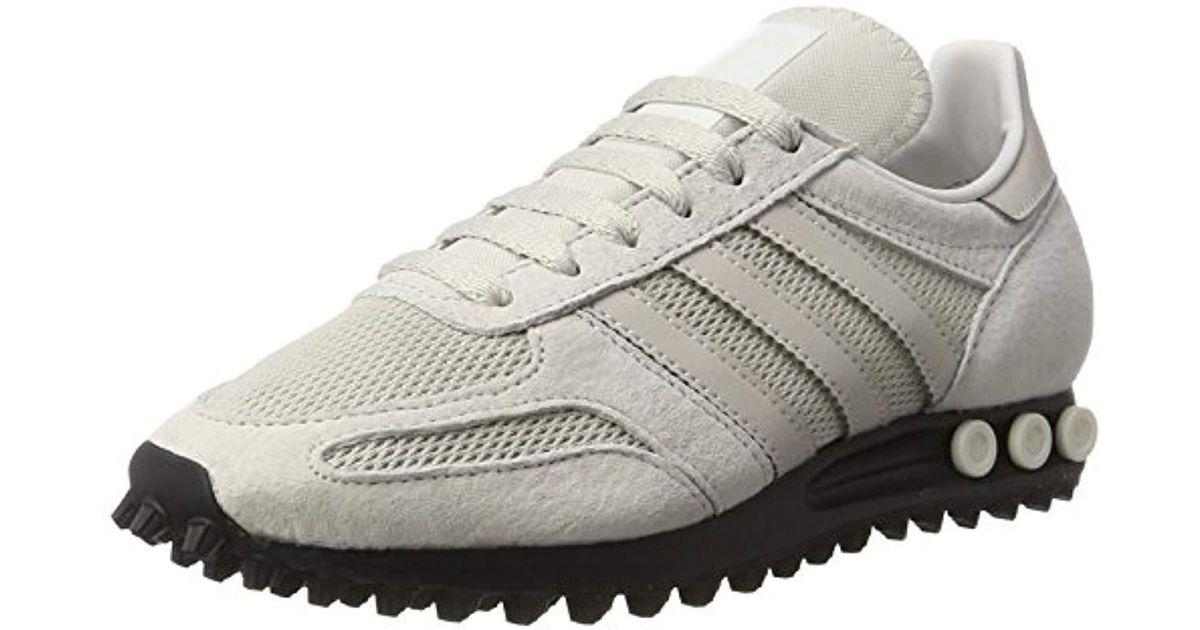 2703399deb9b4 Adidas Gray La Trainer Og Low-top Sneakers for men