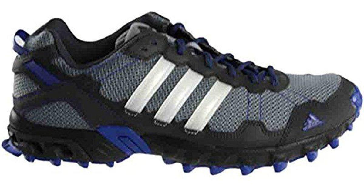 adb33ca98 Lyst - adidas Rockadia Trail M Running Shoe in Gray for Men