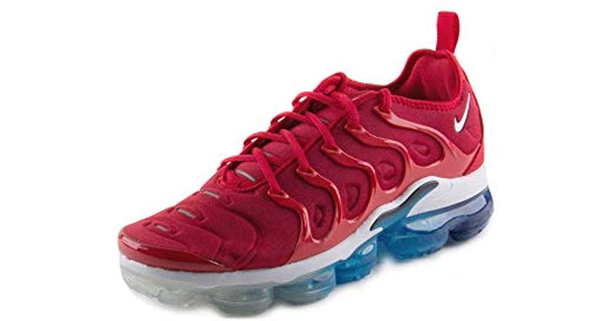 brand new low price cozy fresh Nike Air Vapormax Plus S 924453-601 in Red for Men - Lyst