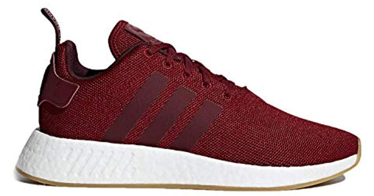 finest selection 5fb1c a1e49 Adidas Red S Nmd_r2 Shoes for men
