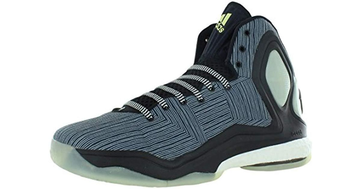 new concept de8cd db0c2 Lyst - Adidas Performance D Rose 5 Boost Basketball Shoe in