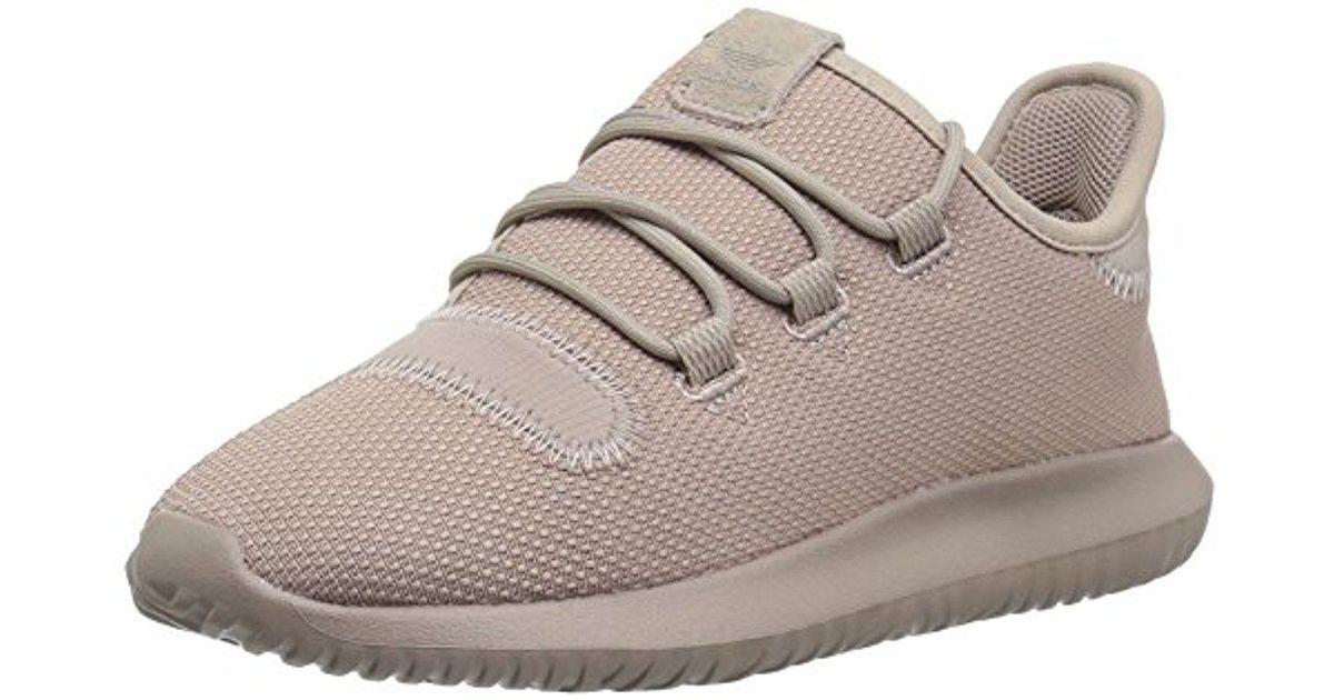 8ebbc72237fc Lyst - adidas Originals Kids  Tubular Shadow C Sneaker in Gray