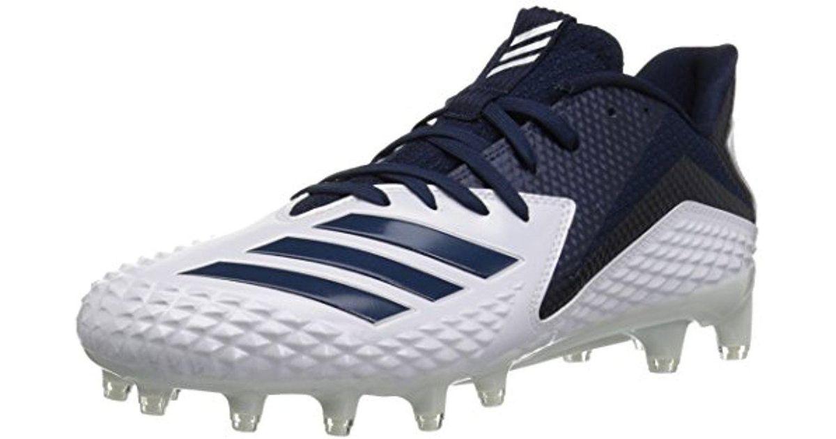 7c5c17228 Lyst - adidas Freak X Carbon Mid Football Shoe in Blue for Men