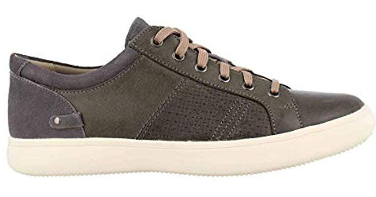 21468aeb0483bc Lyst - Rockport Colle Tie Sneaker in Gray for Men