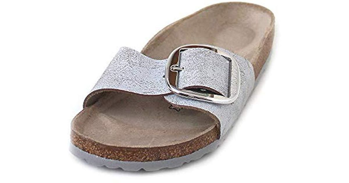 d92c4bfddb611 Birkenstock - Multicolor Madrid Big Buckle Mules - Lyst