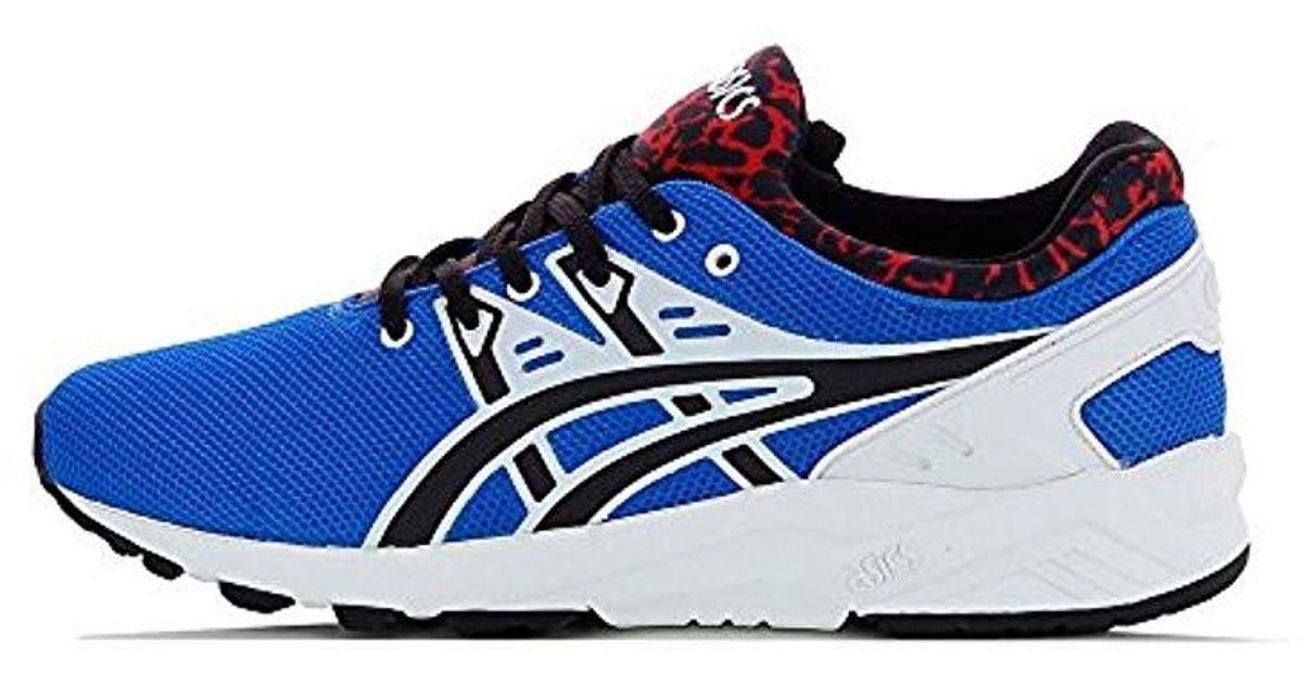 Asics Blue Gel Kayano Trainer Evo Trainer Hn513 4290 for men