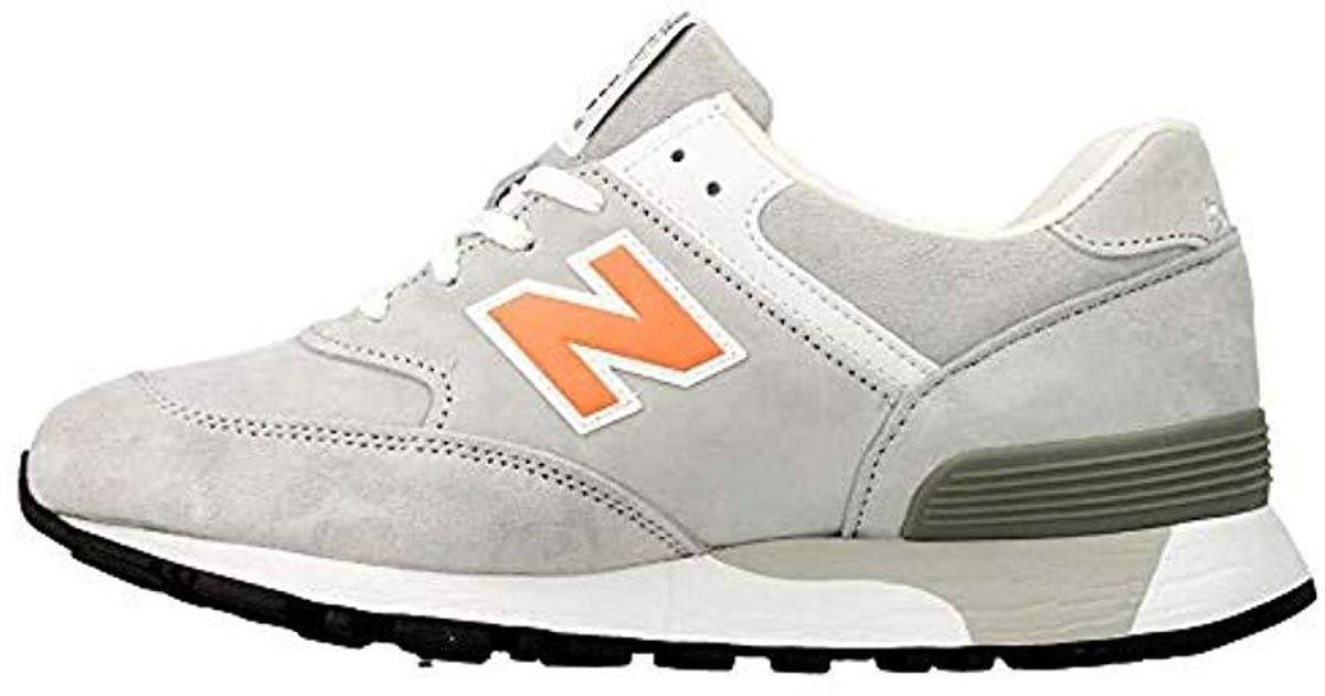 buy popular b5d9d 82a10 New Balance Multicolor Sneakers Donna Mod. Nbw576pgs Grigio
