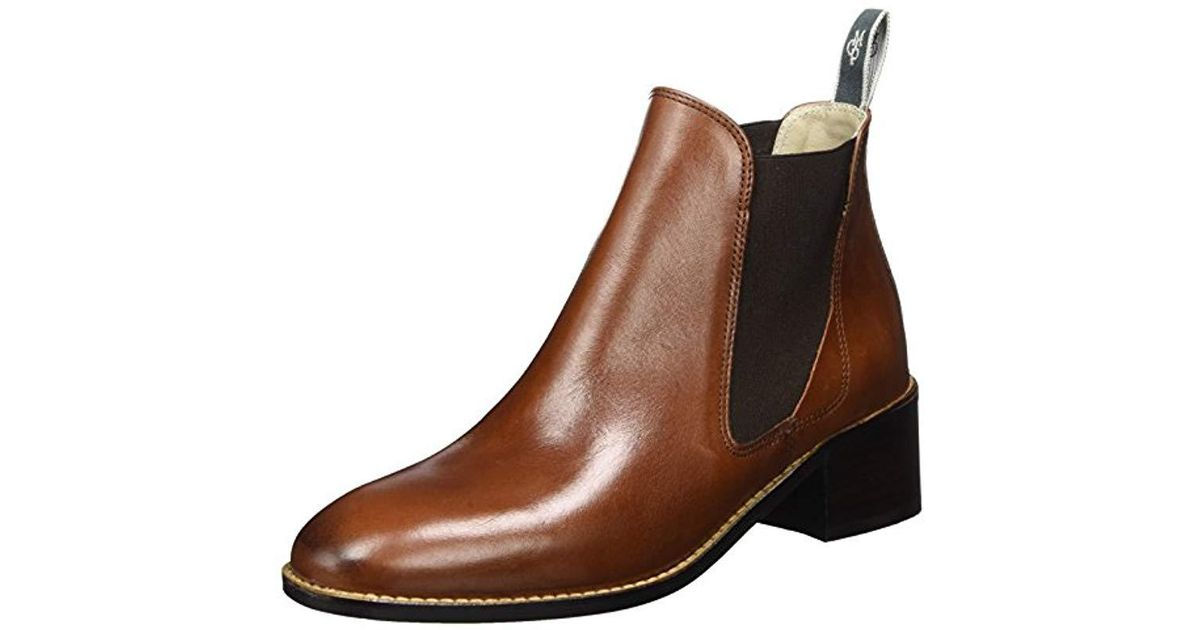 Marc O'polo Brown ''s Mid Heel Chelsea 70714165101101 Boots