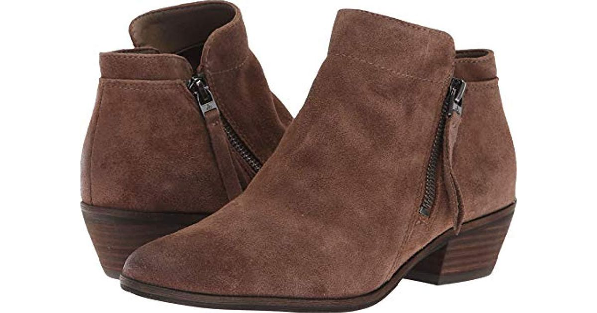 bf5cce3dfbfc8 Lyst - Sam Edelman Packer Ankle Boot in Brown - Save 55%