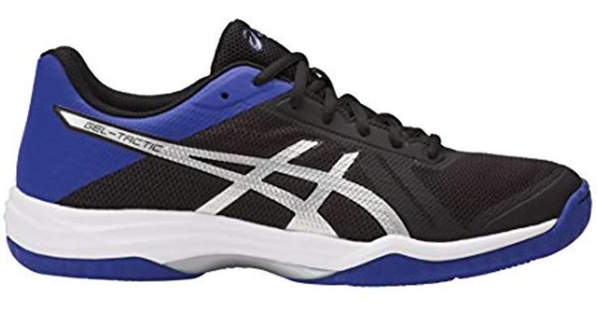 Shoes For Volleyball Black Lyst Tactic Asics Gel Men QrtdChxs
