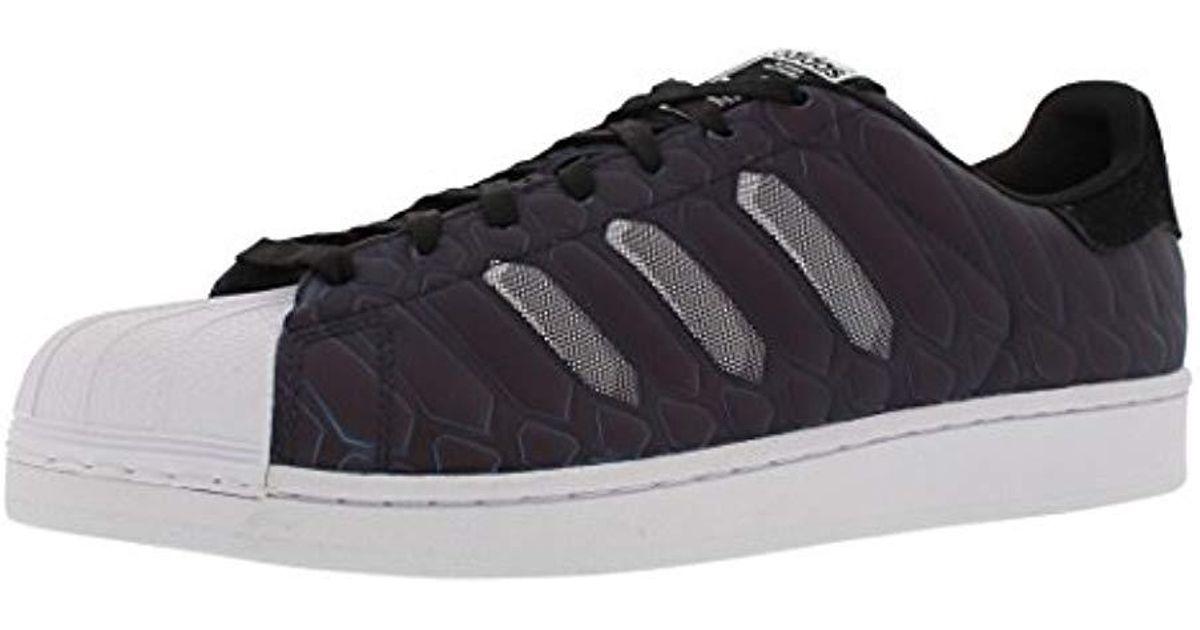 Adidas Originals Multicolor Superstar Ctmx Shoes for men