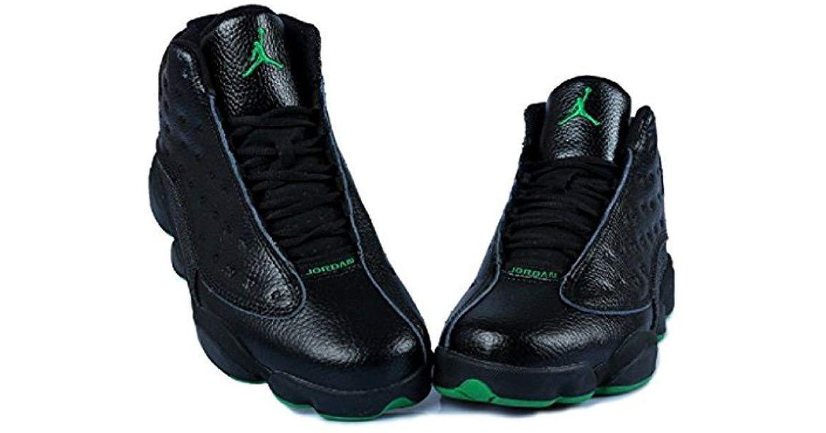 huge selection of 3c322 f4a72 Nike - Black Air Jordan Retro 13 'altitude' for Men - Lyst