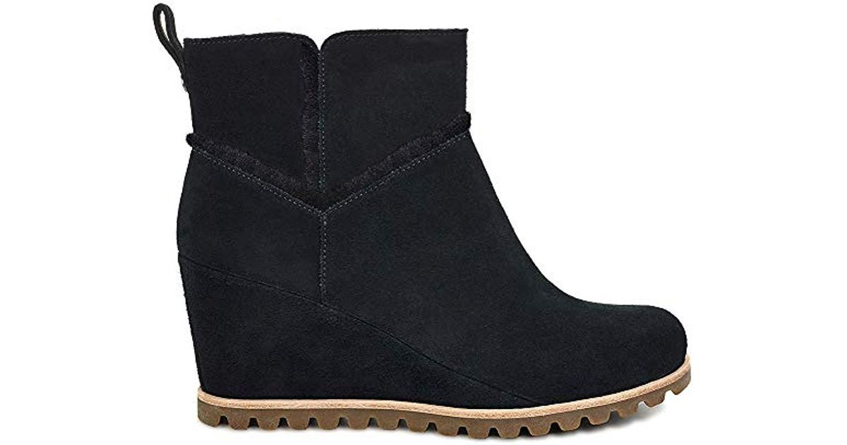251064263be Lyst - UGG W Marte Fashion Boot in Black