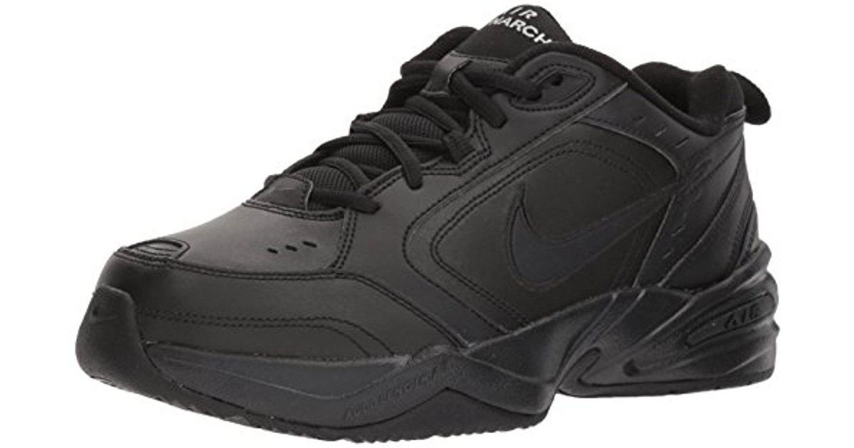 908fb90ef476f Nike Air Monarch Iv Black/black 6.5 4e for men