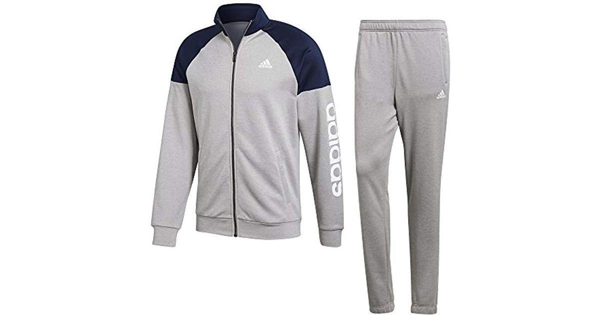 For Adidas Men Gray Mts Tracksuit Pes Marker srxdtQhC