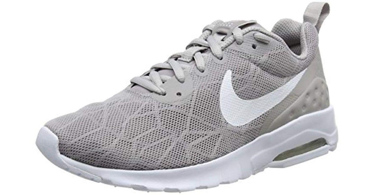 Nike Gray Air Max Motion Lw Se Gymnastics Shoes, (atmosphere Greywhite 006), 7 Uk