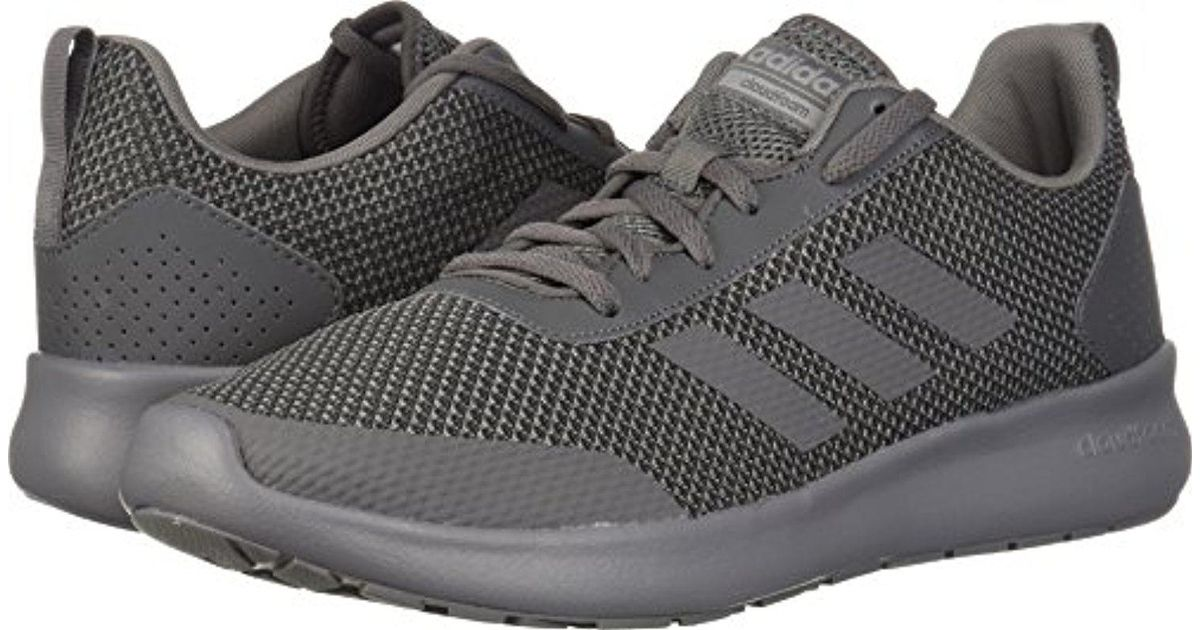 007455ce281ed Lyst - adidas Element Race Running Shoe in Gray for Men - Save 28%