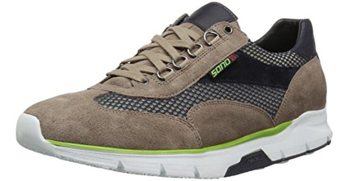 564443ea1f986 Mephisto Multicolor Sano Erik Air Walking Shoe for men