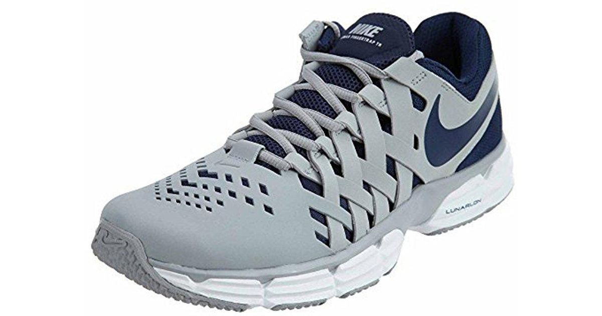 Trainer Lunar Blue Men For Nike Fingertrap Cross vnwN0Om8