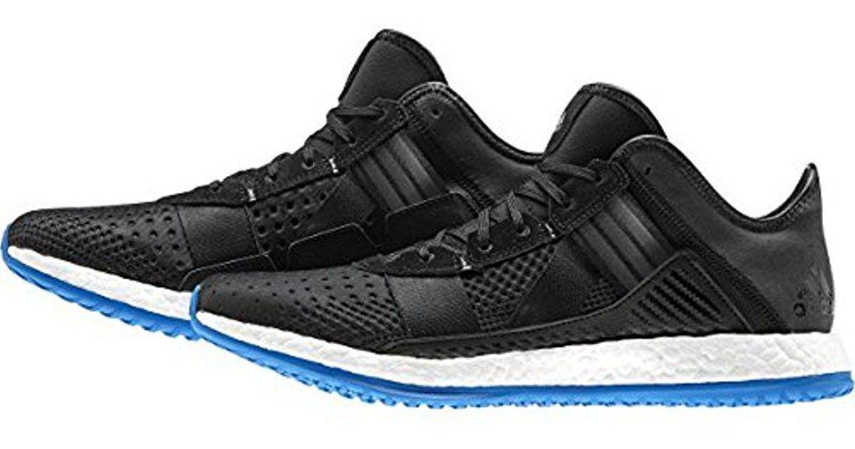 c81c5636c Lyst - Adidas Originals Adidas Pure Boost Zg Trainer Training Shoe in Black  for Men