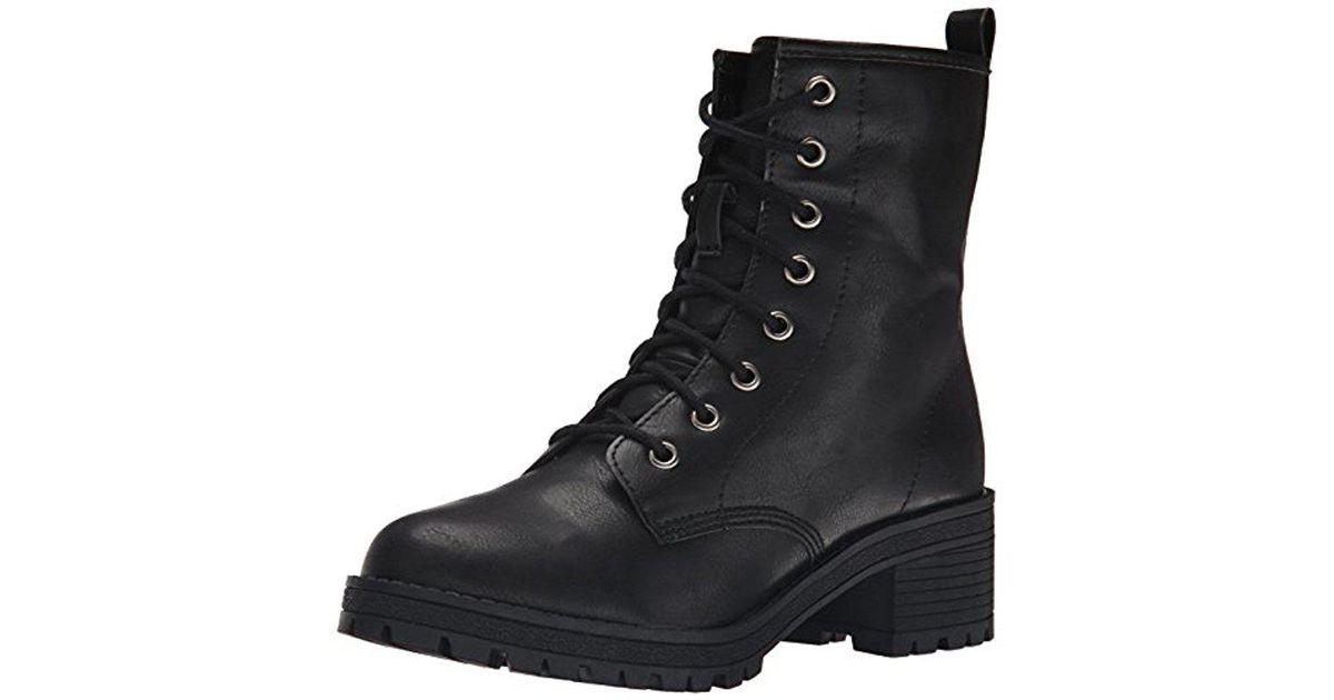 Madden Girl Eloisee Combat Boot in
