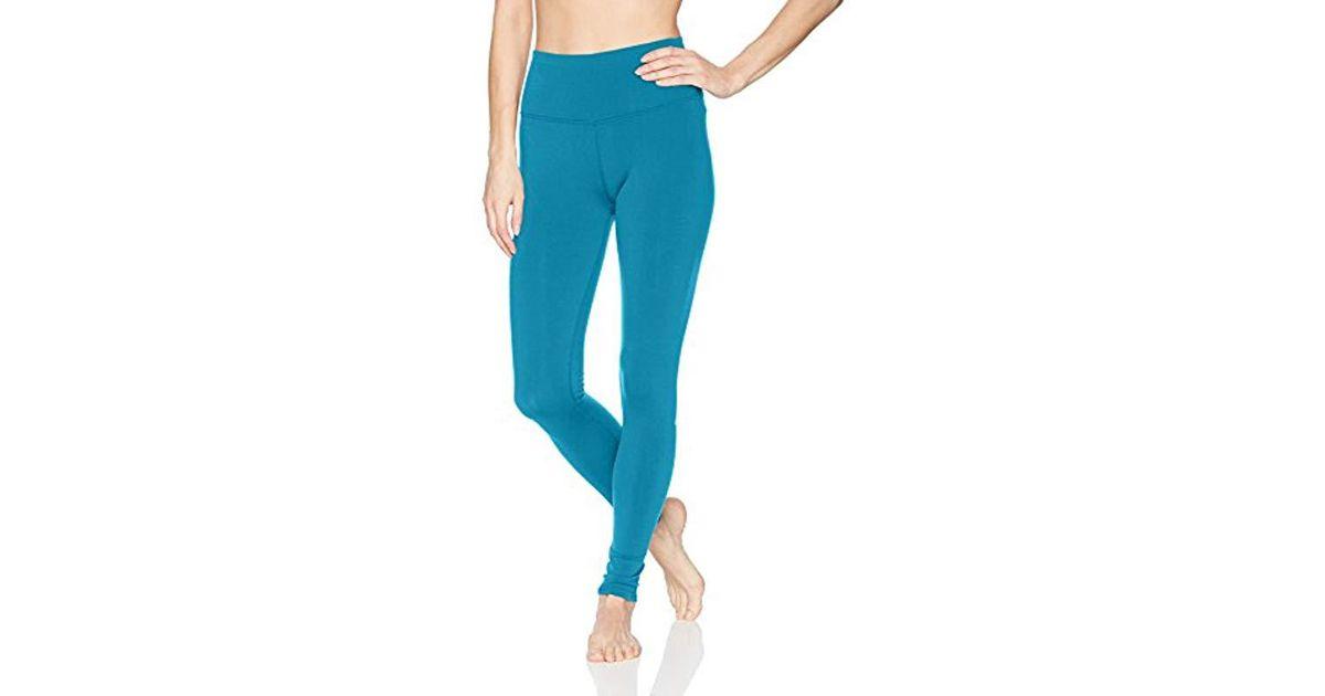 8439d7c8e3 Lyst - Alo Yoga High-waist Dash Legging in Blue - Save 17%