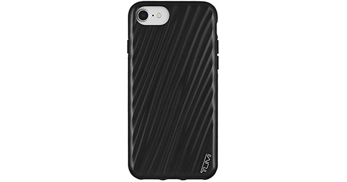 finest selection 3d44e 4aec3 Tumi - Black 19 Degree Case For Iphone 7 - Lyst