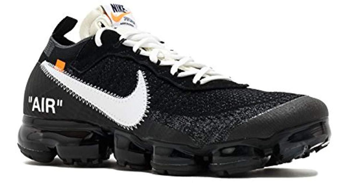 best loved 0f3c9 e2066 Nike Air Vapormax Flyknit Off White Black/white-clear Trainer Size 10 Uk  for men