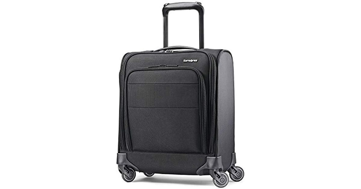 abcc52ea2f879 Lyst - Samsonite Flexis Underseat Carry-on Spinner Carry-on Luggage ...