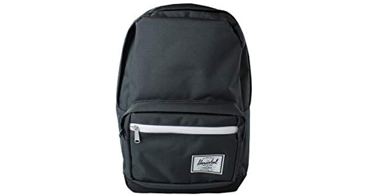 ed495ba2152 Lyst - Herschel Supply Co. Pop Quiz Backpack in Black