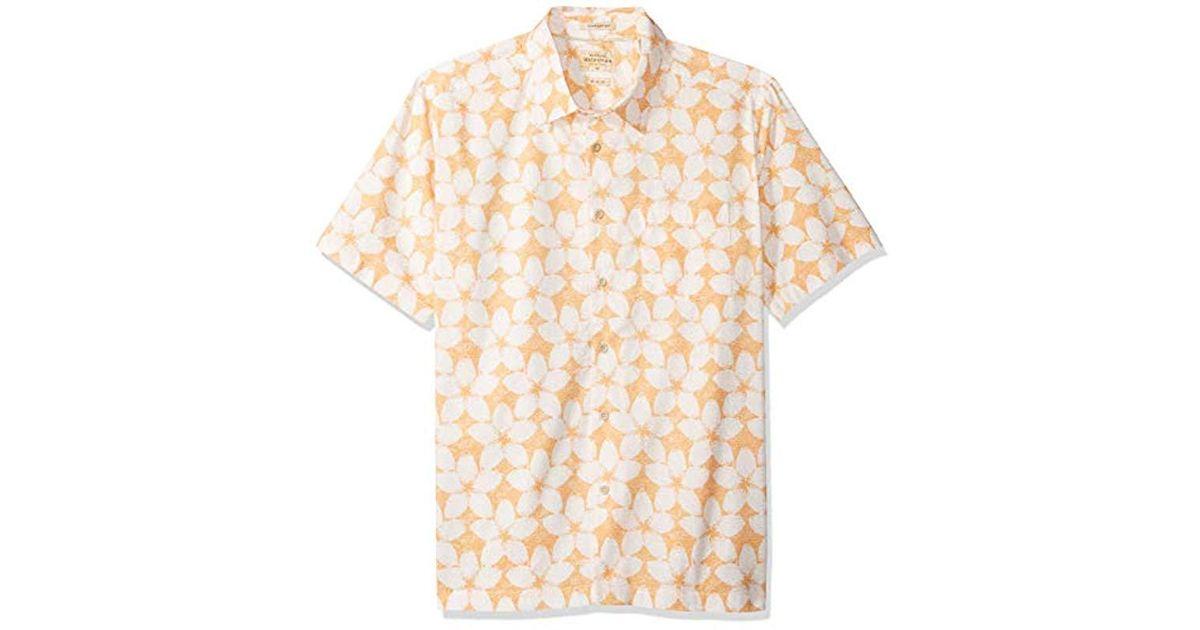 fe3b7c081 Lyst - Quiksilver Ohana Friday Button Down Shirt for Men